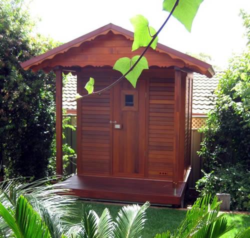 Ukko Log Sauna