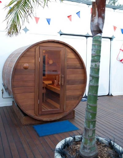 Image 1 from Big Brother - Ukko Barrel Sauna