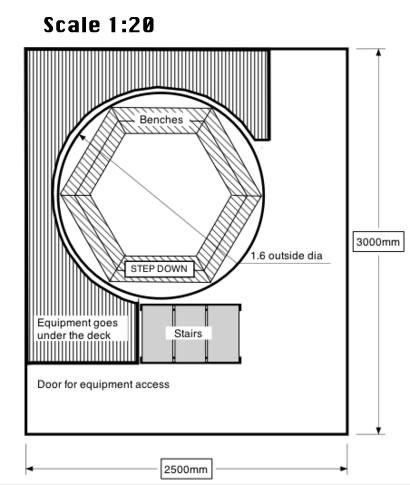 Hot Tub design proposal...