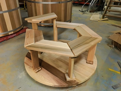 Tub Benches