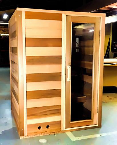 Standard Ukko sauna door