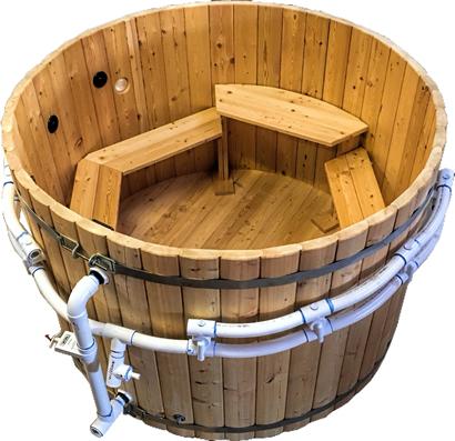 Ukko Larch Tub