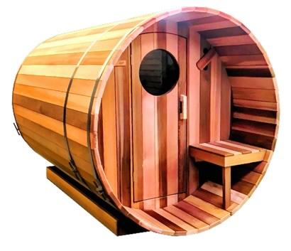Ukko barrel sauna
